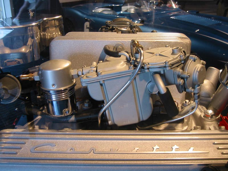 Later Chevrolet Corvette Fuel Injection