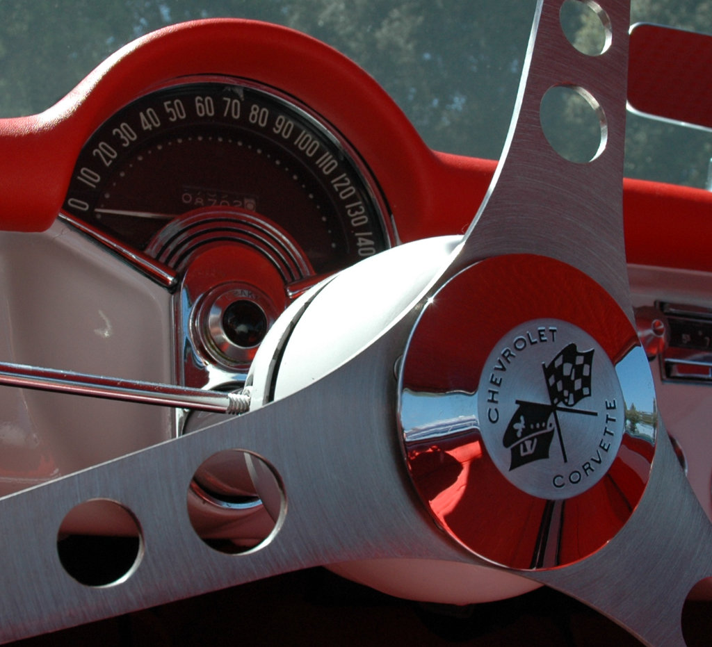 1957 Corvette C1 Steering Wheel