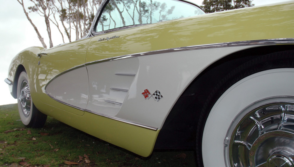 1958 Chevrolet Corvette Cove
