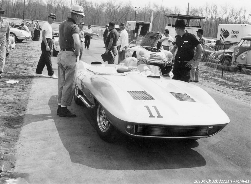 1959 Sting Ray Racer Archival Photograph
