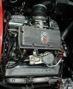 1965 Chevrolet Corvette Fuel Injected Engine