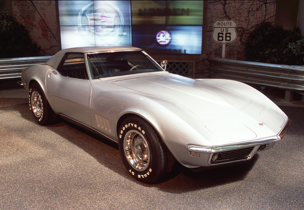 1968 Corvette The C3 A Complete New Body Style Is Introduced