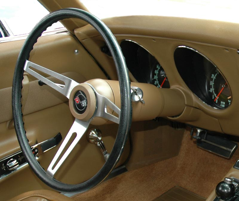 1969 Chevrolet Corvette Steering Wheel