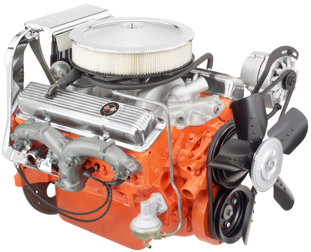 1970 Chevrolet Corvette LT-1 Engine