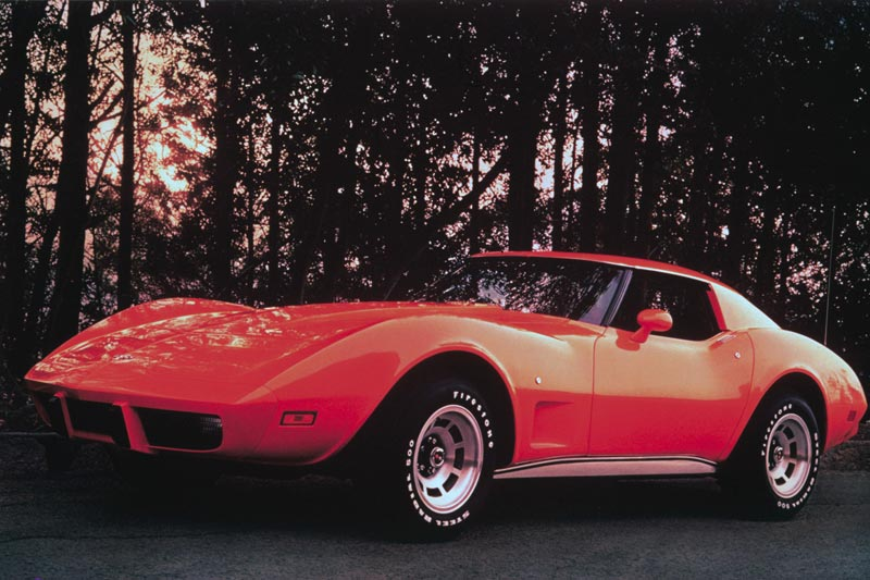 1977 Corvette GM Photo
