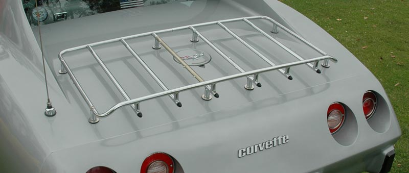 1977 Corvette Luggage Rack