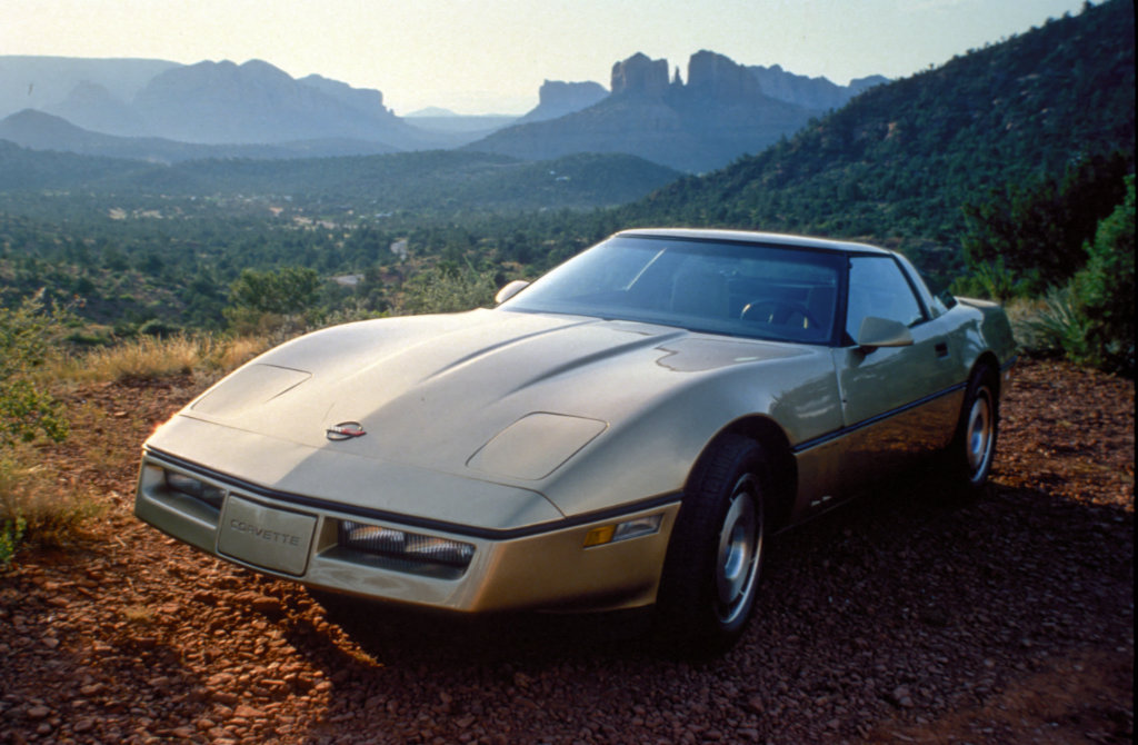 1984 Corvette C4 Lead Photo