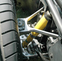 1984 Chevrolet Corvette Front Suspension and Engine Access