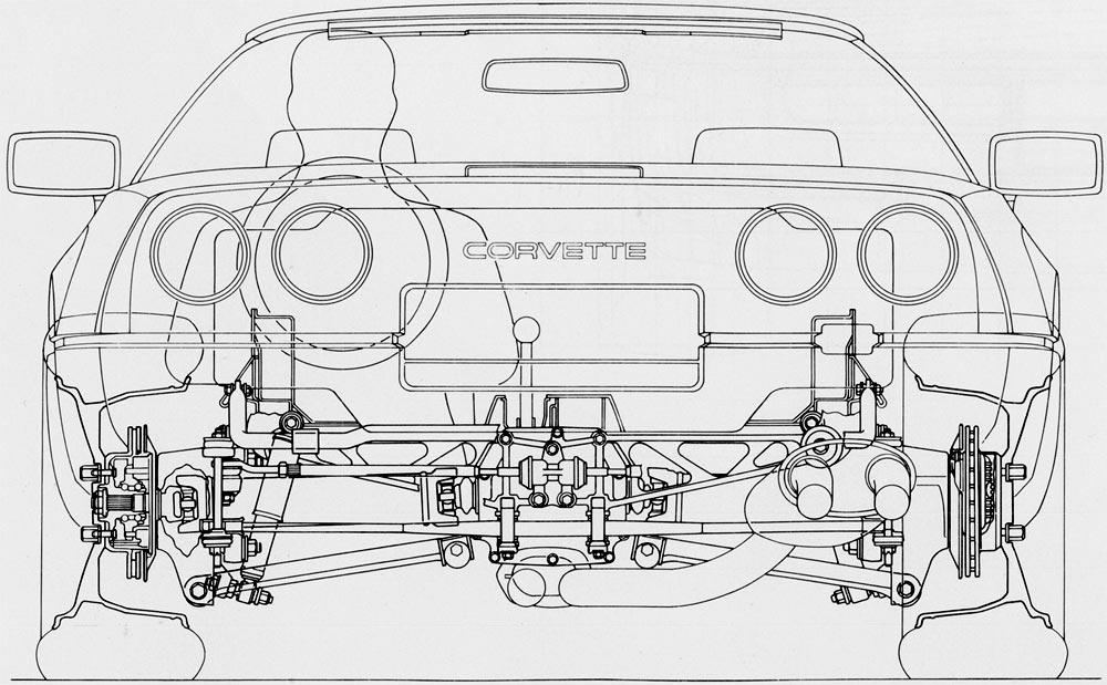 have questions about c4 corvette suspensions for your tri5