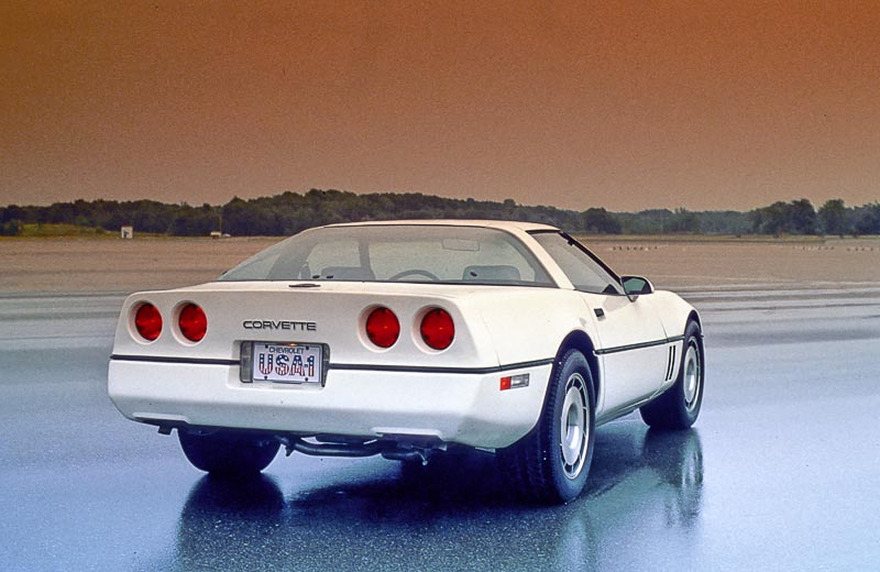 Image gallery 1984 corvette problems