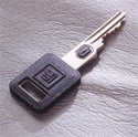 1986 Chevrolet Corvette Key