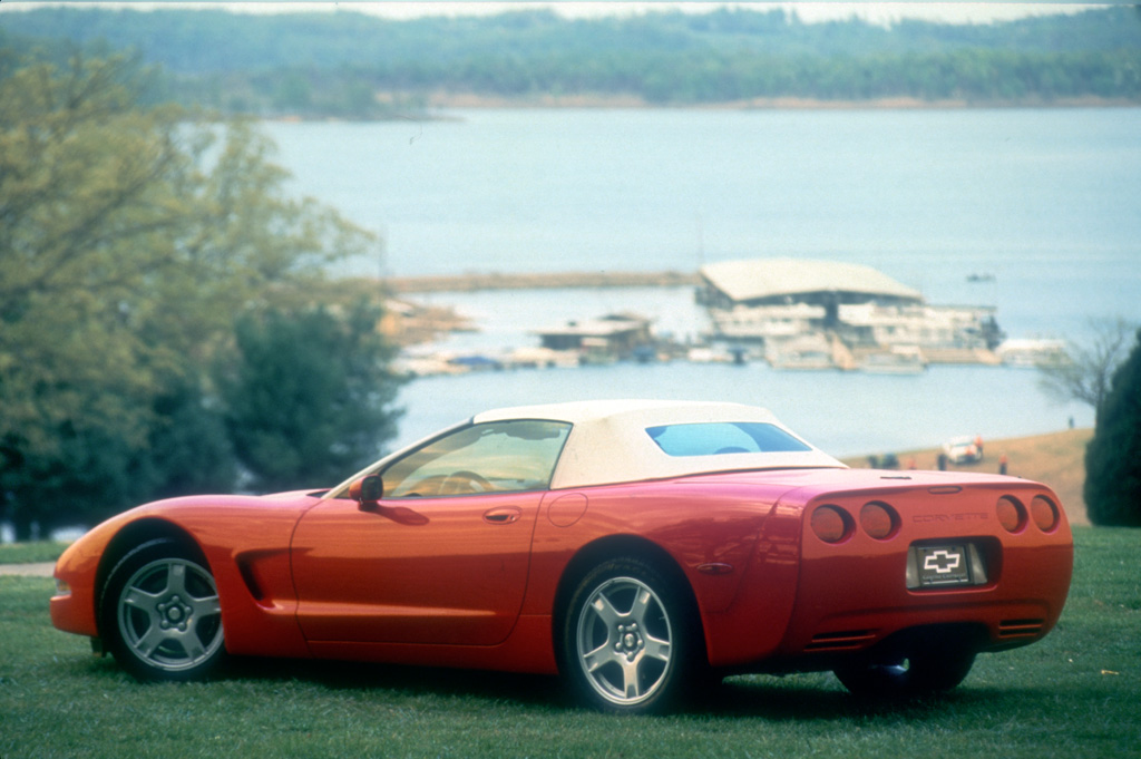 1998 Chevrolet Corvette C5 Convertible