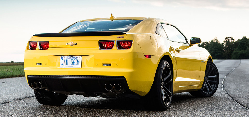 2013 Chevrolet Camaro Tail Lights