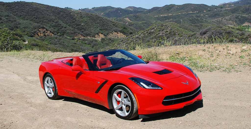 2014 Chevrolet Corvette C7 Convertible