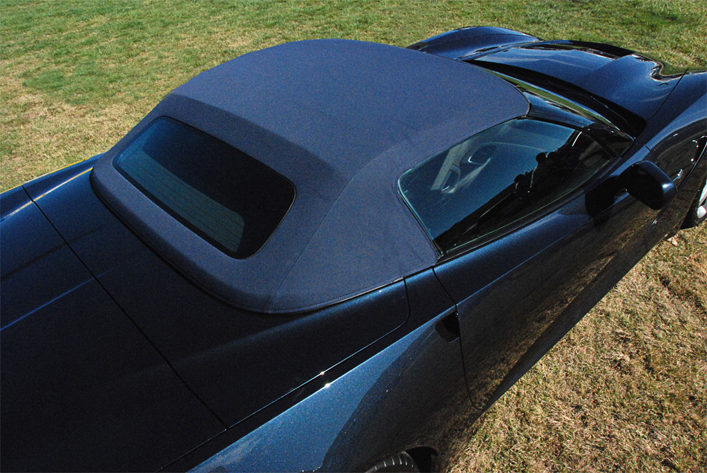 2014 Chevrolet Corvette C7 Convertible Top