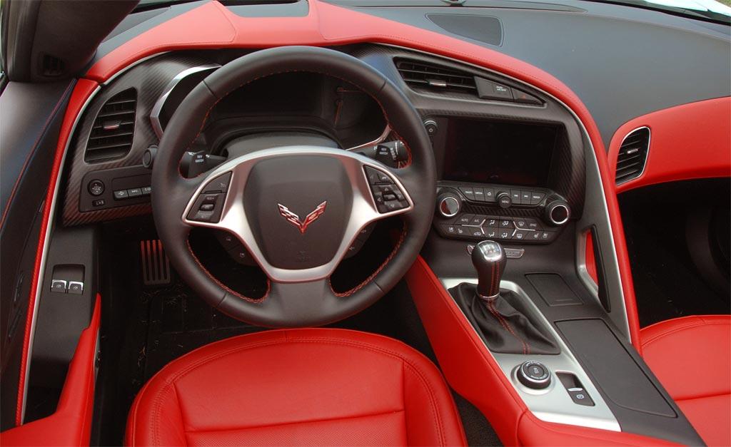 Corvette Interior Dsc A A