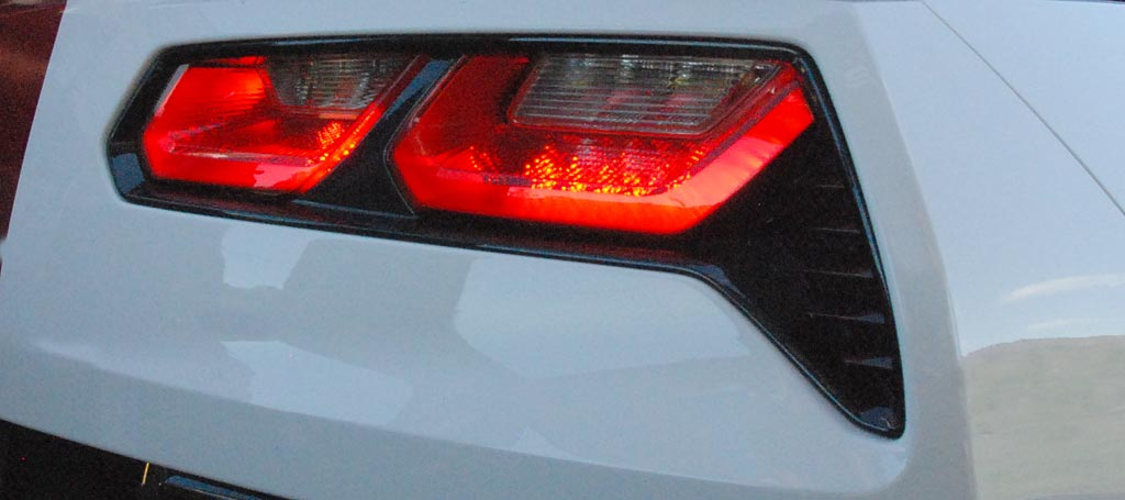 2014 Chevrolet Corvette Tail Light