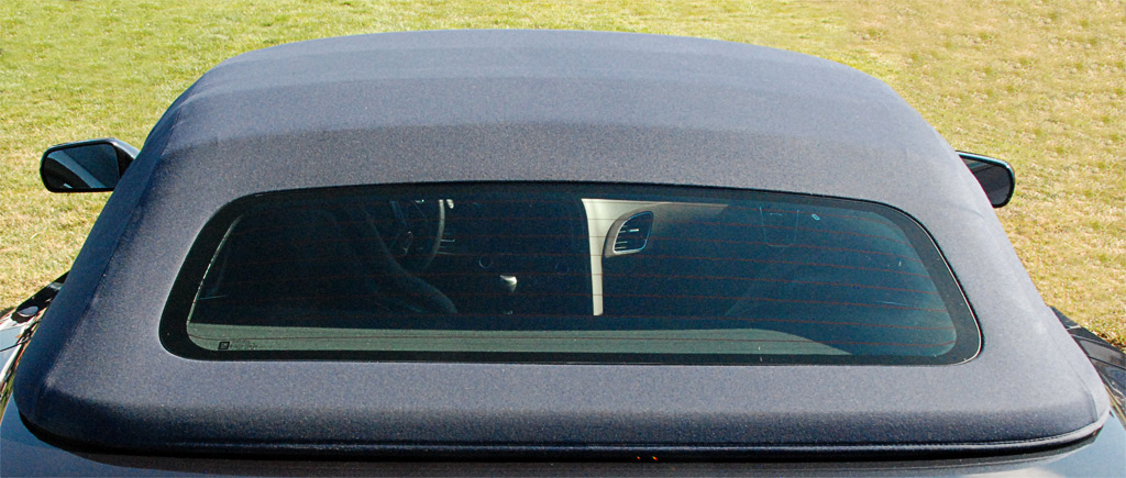 2014 Chevrolet Corvette C7 Convertible Rear Window