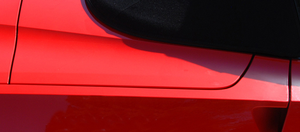 Chevrolet Corvette C7  Convertible Rear Fender