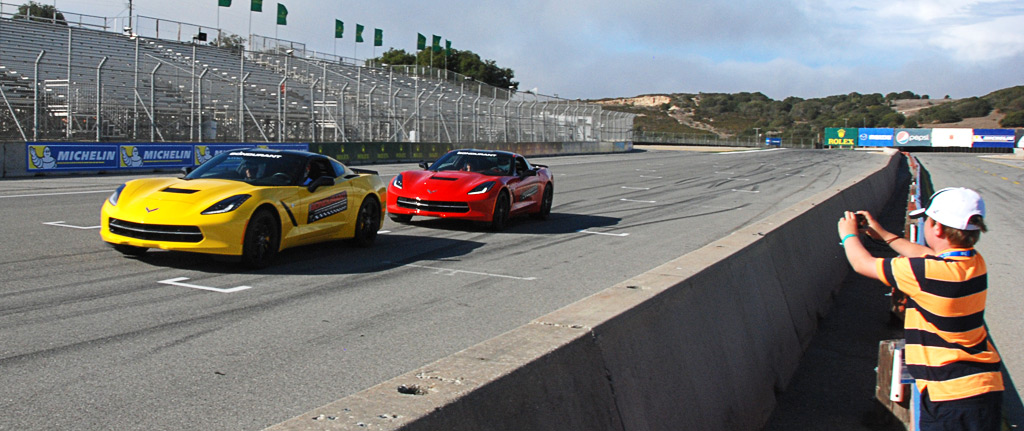 2014 Chevrolet Corvette at MRLS