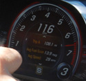 C7 Chevrolet Corvette Third Gear Top Speed