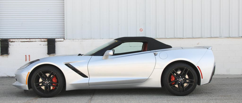 2015 Chevrolet Corvette C7 Convertible