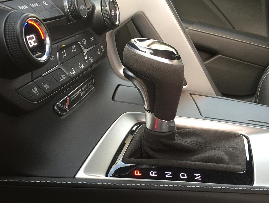 2016 Chevrolet Corvette C7 Automatic Transmission