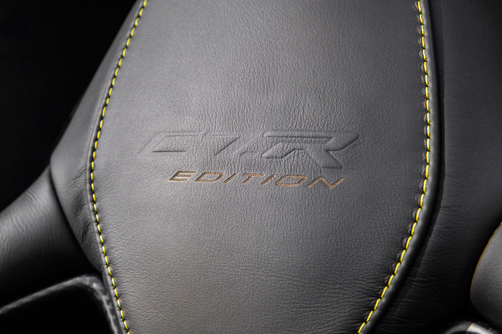 016 Corvette C7.R Special Edition headrest