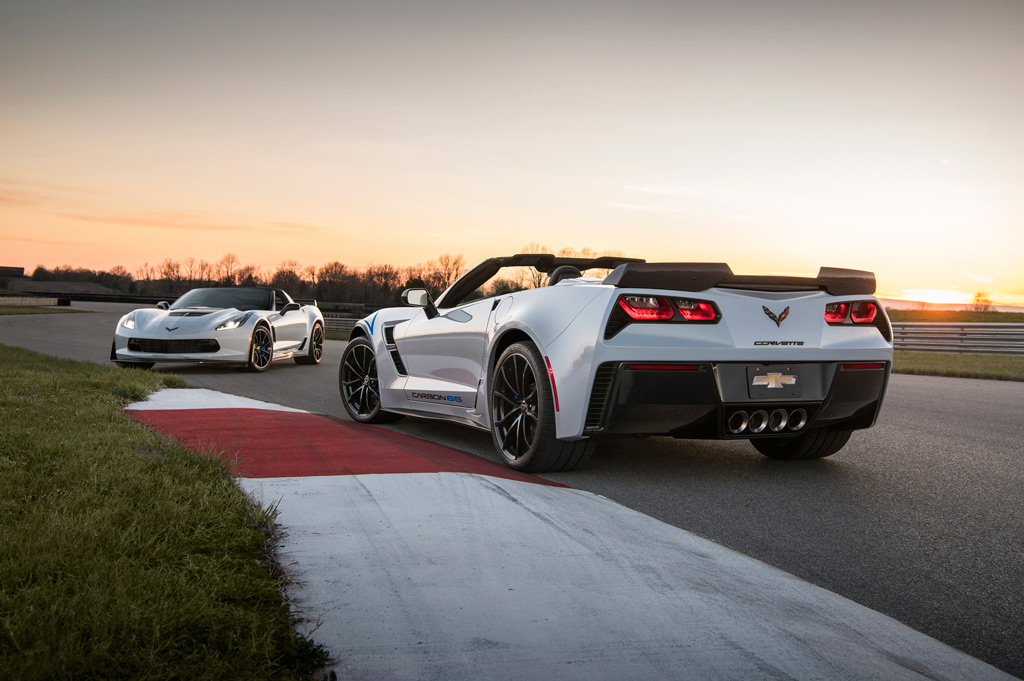 2018 Chevrolet Corvette Carbon 65 Edition
