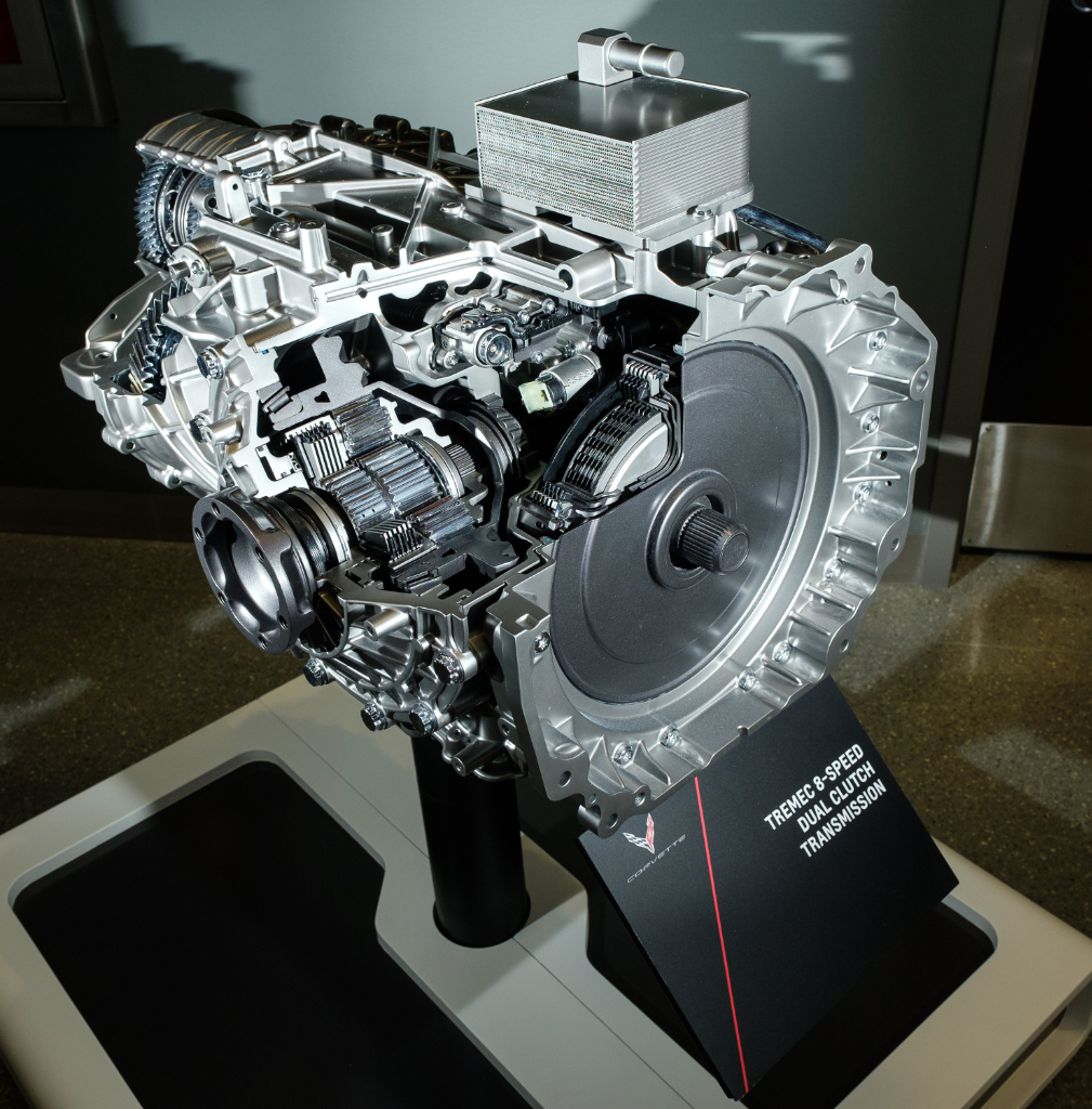 2020 Chevrolet Corvette C8 M1L Transmission