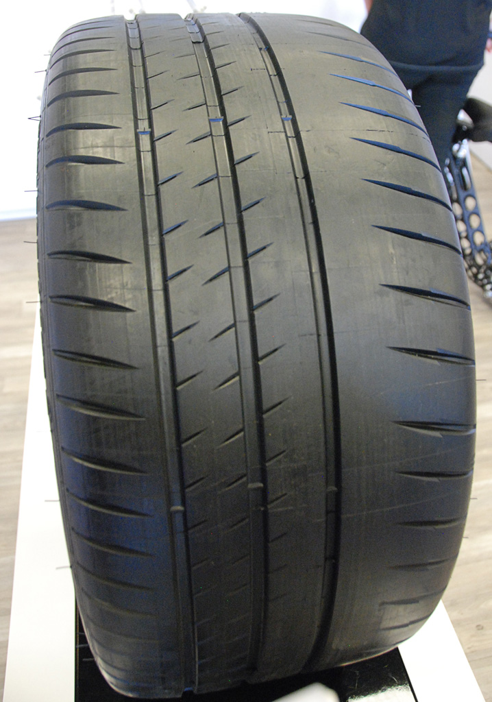 Michelin Pilot Super Sport Cup 2 Tires
