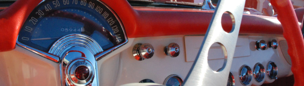 Corvette C1 Dashboard