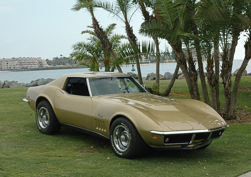 C3 Corvette Coupe