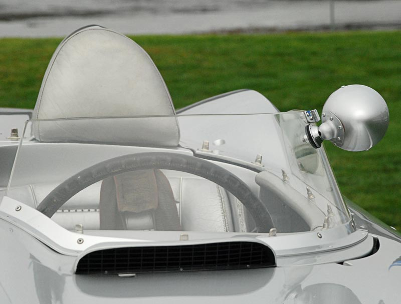 1959 Sting Ray Racer detail