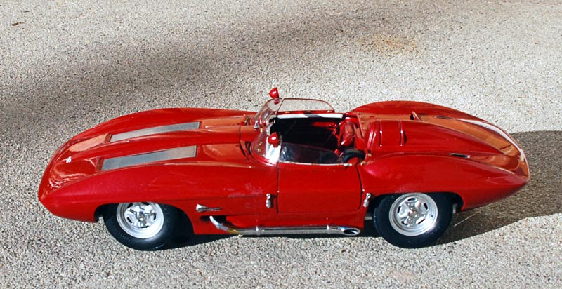 Auto Art 1959 Sting Ray Racer