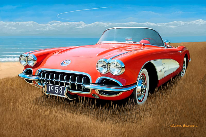1958 Corvette Slideshow