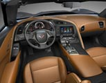 2014 Chevrolet Corvette C7 Interior